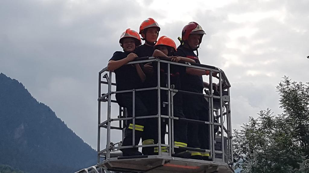 Raduno Mini Pompieri 2019